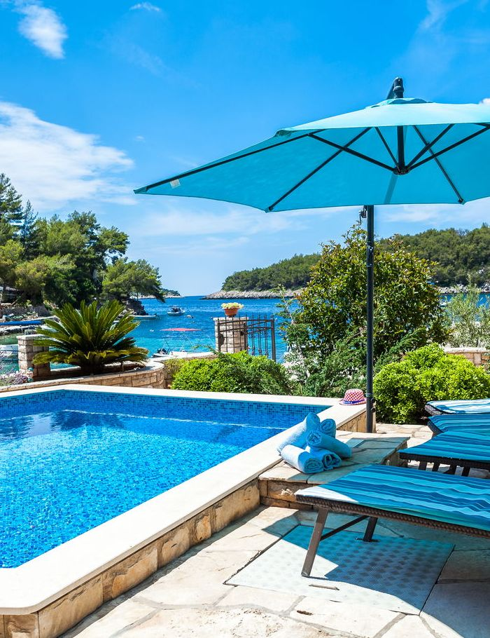 Luxury Accommodation In Grscica Korcula