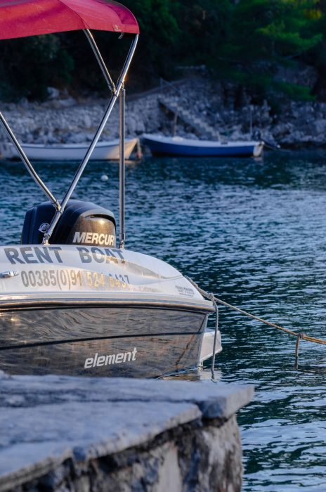 korcula boat rental kayak jakas grscica 14 464x700